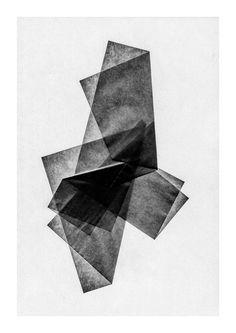 Architectural transparency by Michael Hansen, via Behance