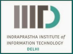 IIIT Delhi www.iiitd.ac.in Results 2014 - Indraprastha Institute of Information Technology