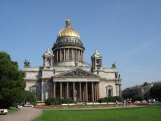 This is Russia.This Saint - Petersburg.