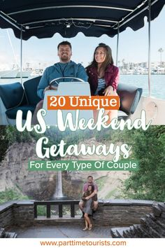 Here's a list of the best U.S. weekend getaways ideas for couples! These include romantic getaways for couples, adventurous weekend trips in the united states, weekend trips for couples, and weekend trips in the u.s. I love this list, can't wait to put these on my bucket list! #weekendgetaway #weekendtrip #coupletrip #ustrip#ustripforcouples Weekend Getaways For Couples, Romantic Weekend Getaways, Weekend Trips, Weekend Weather, Weekend Breaks, Week End Romantique, Grand Teton National Park, Travel Couple, Park City