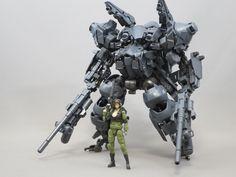 個人要塞(@fortresshum)さんのメディアツイート / Twitter Cyberpunk, Powered Exoskeleton, Armored Core, Sci Fi Miniatures, Lego Mechs, Frame Arms, Armor Concept, Robot Design, Robot Art