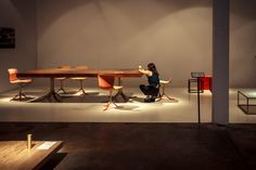 Tendercool is a Bangkok based, Belgian run design studio specialized in bespoke handmade furniture for interior designers, hospitality and private clients Handmade Furniture, Bespoke, Dining Table, Concept, Studio, Interior, Design, Home Decor, Craftsman Furniture