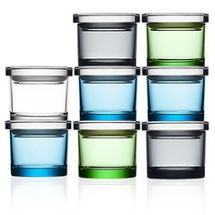 iittala jars by Pentagon Design Finland Ceramic Tableware, Glass Ceramic, Kitchenware, Glass Candle, Glass Art, Pentagon Design, All The Small Things, Mirror With Lights, Interior Accessories