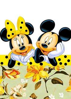 Mickey and Minnie Disney Mickey Mouse, Arte Do Mickey Mouse, Minnie Mouse Drawing, Mickey Mouse E Amigos, Retro Disney, Mickey Mouse Tattoos, Mickey Mouse And Friends, Cute Disney, Disney Art