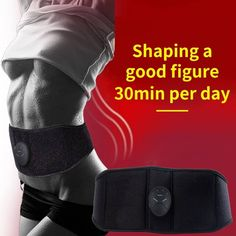 Muscle Training, Do Exercise, Abdominal Muscles, Muscle Fitness, Workout Gear, Ems, Massage, Outdoor Activities