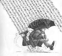 pluie de notes