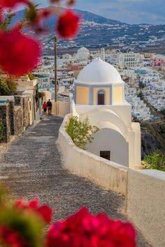 Santorini - such a beautiful Yacht Charter destination. Want to know why? Visit njcharters.com for travel tips and destination knowledge!