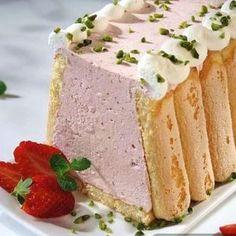 charl Vanilla Cake, Desserts, Food, Tailgate Desserts, Deserts, Essen, Postres, Meals, Dessert