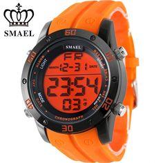 $29.85 (Buy here: https://alitems.com/g/1e8d114494ebda23ff8b16525dc3e8/?i=5&ulp=https%3A%2F%2Fwww.aliexpress.com%2Fitem%2FFashion-Casual-Watches-Men-Orange-LED-Digital-Watches-Sports-Alloy-Clock-Male-Automatic-Date-Watch-Army%2F32655443602.html ) Fashion Casual Watches Men Orange LED Digital Watches Sports Alloy Clock Male Automatic Date Watch Army Men's Wristwatch WS1145 for just $29.85