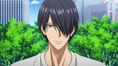 Himuro Tatsuya (kuroko no basket) Aka Reverse! Anime Boys, Dark Anime Guys, Cute Anime Guys, Otaku, Kiseki No Sedai, Kuroo Tetsurou, Boys Wallpaper, Kuroko's Basketball, Shikamaru