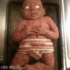 27 Baby Shower Cakes That Will Traumatize You