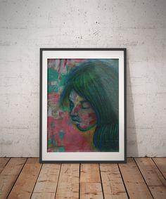 Quiero compartir lo último que he añadido a mi tienda de #etsy: Ilustración · Impresión · Arte · Chica · Moda · Giclée · Pintura · Acrílicos · Pasteles al óleo · Arte Abstracto · Arte Figurativo · #arte #copiaimpresa #giclee #verde #rosa #fineart #art #pinturas #dibujos #art #barcelonaart #drawings #fineart #artist #artistsoninstagram #contemporaryart #paintings #artoftheday https://etsy.me/2EI18Aw