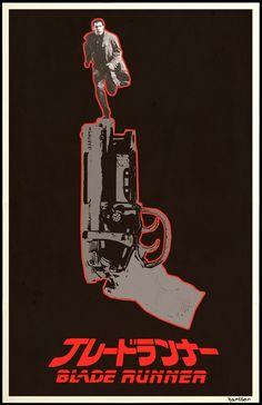 Blade Runnerby Sean Hartter