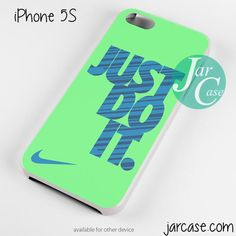 Awesome nike just do it green Phone case for iPhone 4 4s 5 5c 5s 6 6 plus f9e61c0a0f60c