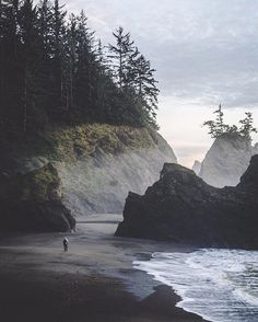 "Do you like traveling solo? @spudthesoundguy is exploring the Pacific Northwest right now and says: ""Traveling alone always feels so right to me. I can't wait for my next trip, where ever that might..."