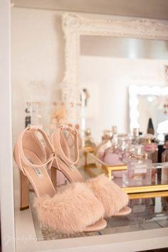Pink Walk in Closet & Beauty Room Reveal Teen Bedroom Designs, Room Ideas Bedroom, Bed Room, Room Decor, Chanel Inspired Room, Bathroom Makeup Storage, Cube Storage Shelves, Closet Storage, Plug In Chandelier