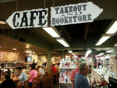 Trident Booksellers & Cafe in Boston, MA