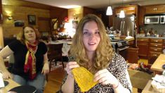Mustard is a Tasty Color - Behind the Scenes at Darn Good Yarn - Episode...