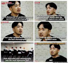 BTS choreographer