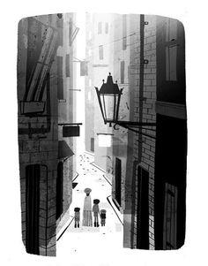Klassen-city street