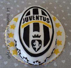 Katty's cakes - Le torte di Katty : Juventus Cake - Torta Juventus