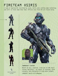 Halo 5: Guardians - Spartan IV Locke