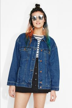 Cathy denim jacket