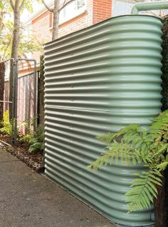 Slimline Water Tanks NZ - Stainless Steel Tanks | Tanksalot