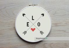 Modern cross stitch pattern LOVE . The pattern comes as a PDF file that youll will be able to download immediately after purchase. In addition the