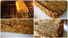 Home Cooking In Montana: Gluten-Free Bread... made with seeds, nuts, oats and psyllium husks.