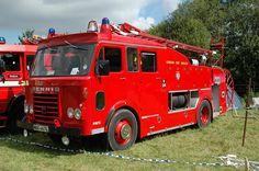 Dennis F108 Pump Escape London Fire Brigade