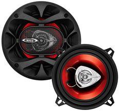 "BOSS AUDIO CH5520 Chaos Exxtreme 5.25"" 2-way 200-watt Full Range Speakers"