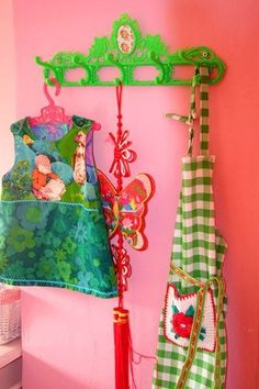 Nursery Tour: Maia's Pink and Green Gem