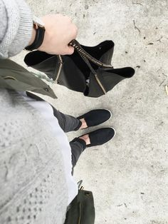 Stitch Fix announces Shoes! Nicole looks great in these SeaVees  slip ons from Stitch Fix!