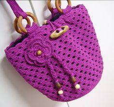 Bolsos en crochet bolsos en crochet – Bolsas para chicas