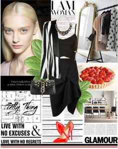 """""""Pretty Thing"""" by tamara-p ❤ liked on Polyvore"""