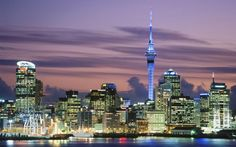 Best time to visit New Zealand South Island and North Island honeymoon. Find when is the best time to visit New Zealand and Australia and Auckland travel weather wise here. Best Places To Live, The Places Youll Go, Cool Places To Visit, Places To Travel, Travel Destinations, Places Around The World, Around The Worlds, New Zealand Cities, New Zealand Auckland