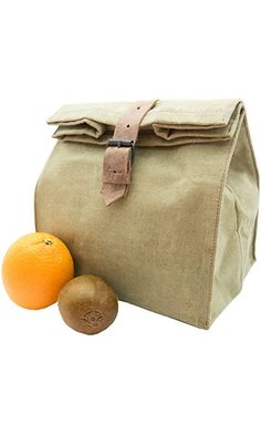 Heavy Duty Waterproof Waxed Canvas All Purpose Bag Handmade by Hide & Drink Best Price