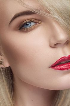 Beauty test High End retouching by Fabrice Meuwissen on 500px