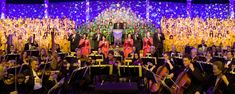 Disney World News - Candlelight Processional Returns To Epcot