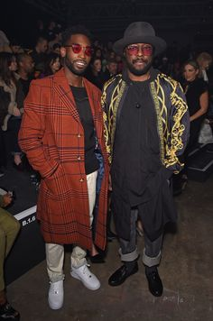 Tinie Tempah et Will.i.am