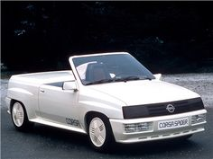 1982 Opel Corsa Spider