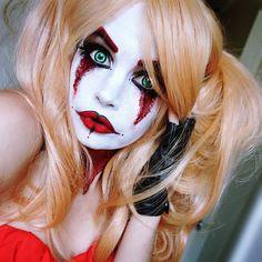 Halloween Harley Quinn Cosplay by labrinthia on DeviantArt