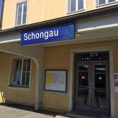 Bahnhof Schongau