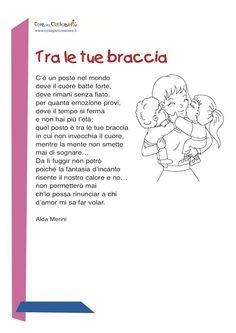 Immagine correlata Birthday Gifts For Grandma, Grandma Gifts, Baby Crafts, Diy And Crafts, Mamma Mia, Diy Birthday, Primary School, Album, Kids