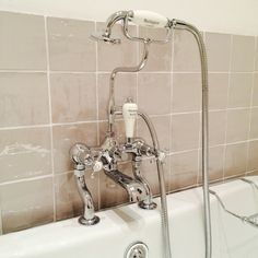 Burlington bath taps Victorian Bathroom, Bath Taps, Julia, Sink, Home Decor, Houses, Sink Tops, Vessel Sink, Decoration Home