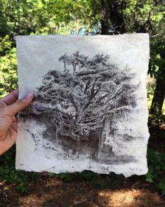 Alors que nous parlions l'année dernière despeintures miniatures de Dina Brodsky, l'artiste américaine nous dévoile aujourd'hui ses magnifiquessketchb