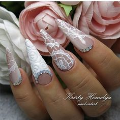 33 Best Nail Art Baroque Nails Images On Pinterest In 2018