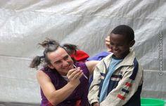 Para Ver o Mundo | Biciclown: Milhares De Sorrisos Ao Redor Do Mundo