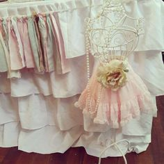 Shabby Chic Birthday Party Ideas | Photo 2 of 19 | Catch My Party